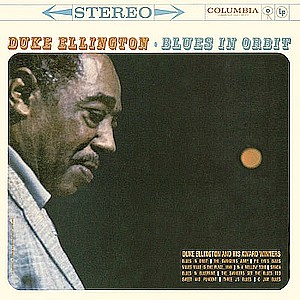 vinyl LP DUKE ELLINGTON BLUES IN ORBIT