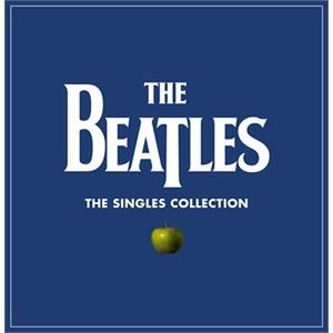 "vinyl 23x7"" The Beatles - Singles Collection"