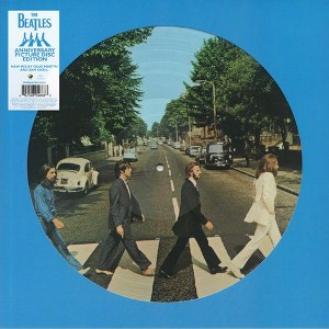 vinyl LP The Beatles ‎– Abbey Road (2019 Remix - Picture Disc)