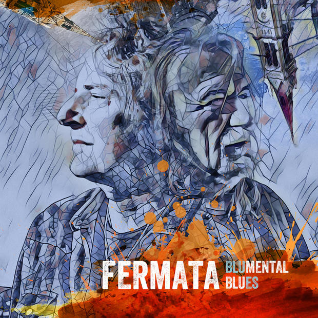vinyl LP FERMÁTA  Blumental Blues