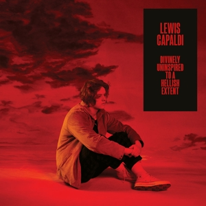 vinyl LP LEWIS CAPALDI Divinely Uninspired To a Hellish Extent