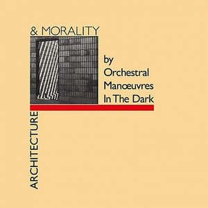 vinyl LP Orchestral Manoeuvres In The Dark ‎– Architecture & Morality