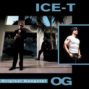 vinyl LP ICE-T - O.G. ORIGINAL GANGSTER