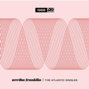 "vinyl 4x7"" Aretha Franklin ‎– The Atlantic Singles 1968 (RSD 2019)"