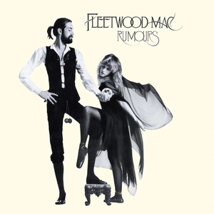 vinyl LP Fleetwood Mac ‎– Rumours (Clear Vinyl Album)