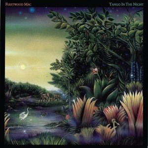 vinyl LP Fleetwood Mac ‎– Tango In The Night (Green Vinyl Album)