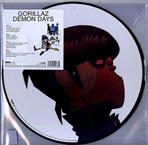 vinyl 2LP Gorillaz ‎– Demon Days