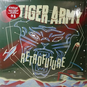 vinyl LP Tiger Army ‎– Retrofuture