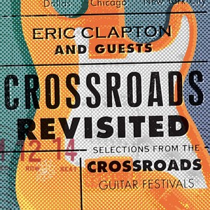 vinyl 6LP Eric Clapton - CROSSROADS REVISITED: SELECTIONS FROM THE GUITAR FESTIVAL