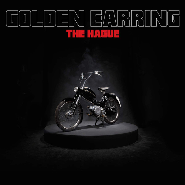 "viny 10"" GOLDEN EARRING - The Hague"