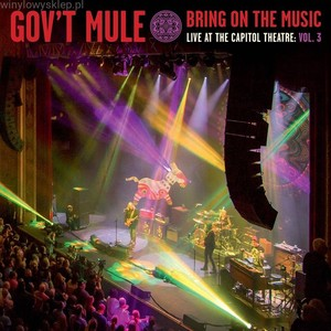 vinyl LP GOV'T MULE - Bring On the Music Vol.3