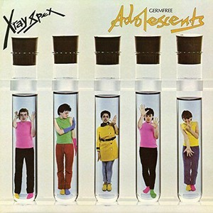 vinyl LP  X-Ray Spex ‎– Germfree Adolescents