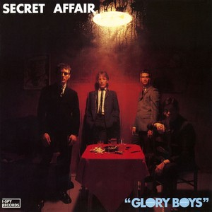 vinyl LP SECRET AFFAIR - GLORY BOYS