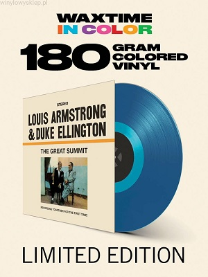 vinyl LP LOUIS ARMSTRONG DUKE ELLINGTON Great Summit