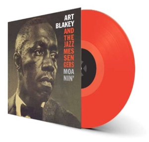 vinyl LP Art Blakey And The Jazz Messengers Moanin'