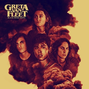 vinyl LP Greta Van Fleet Black Smoke Rising