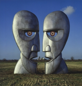 vinyl 2LP PINK FLOYD THE DIVISION BELL (2011 REMASTERED) - 20TH ANNIVERSARY EDITION