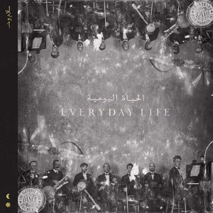 vinyl 2LP COLDPLAY EVERYDAY LIFE