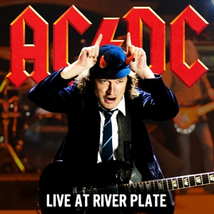 vinyl 3LP AC/DC Live At River Plate