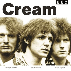 vinyl 2LP Cream - BBC Session