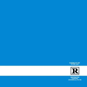 vinyl LP QUEENS OF THE STONE AGE - Rated R