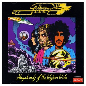 vinyl LP Thin Lizzy ‎– Vagabonds Of The Western World
