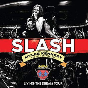 vinyl 3LP Slash featuring Myles Kennedy and The Conspirators ‎– Living The Dream Tour (Live)