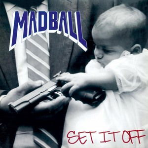 vinyl LP MADBALL - SET IT OFF