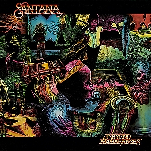 vinyl LP SANTANA - BEYOND APPEARANCES