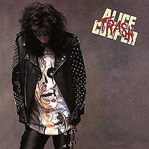 vinyl LP ALICE COOPER - TRASH