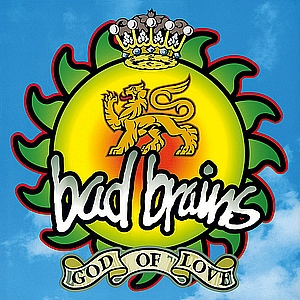 vinyl LP BAD BRAINS - GOD OF LOVE