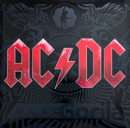 vinyl 2LP AC/DC ‎Black Ice