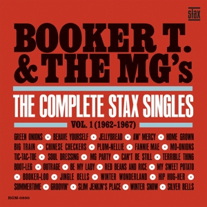 vinyl 2LP BOOKER T. and THE M.G.´s Complete Stax Singles Vol.1 (1962-1967)