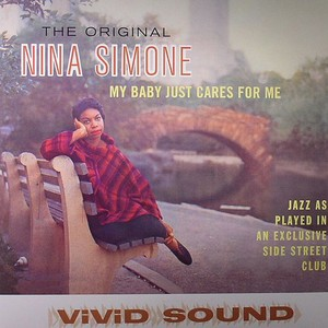 vinyl LP Nina Simone ‎– My Baby Just Cares For Me