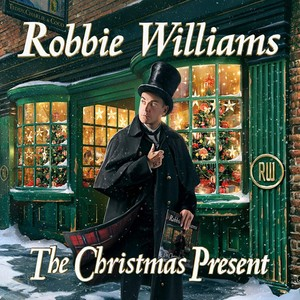 vinyl 2LP Robbie Williams ‎– The Christmas Present