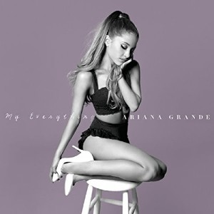 vinyl LP ARIANA GRANDE My Everything