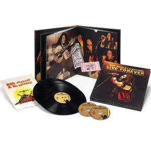 vinyl LP BOB MARLEY & the Wailers Live Forever: Stanley Theater