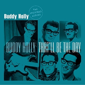 vinyl LP BUDDY HOLLY Buddy Holly/That'll Be the Day