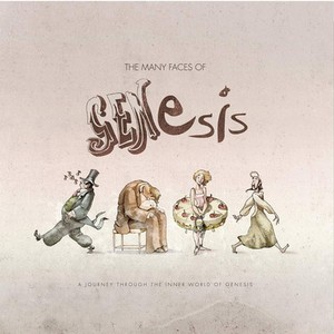 vinyl 2LP  Various ‎– The Many Faces Of Genesis