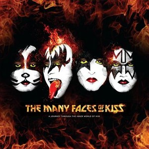 vinyl 2LP Various ‎– The Many Faces Of Kiss