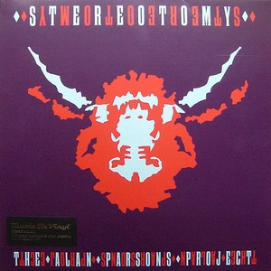 vinyl LP  The Alan Parsons Project ‎– Stereotomy