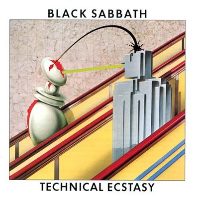 vinyl LP BLACK SABBATH TECHNICAL ECSTASY