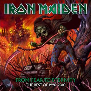 vinyl LP IRON MAIDEN FROM FEAR TO ETERNITY: BEST OF 1990-2010