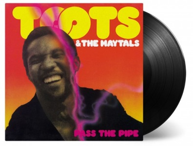 vinyl LP TOOTS & THE MAYTALS Pass the Pipe