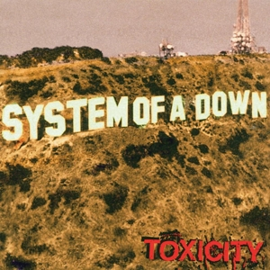 vinyl LP SYSTEM OF A DOWN Toxicity