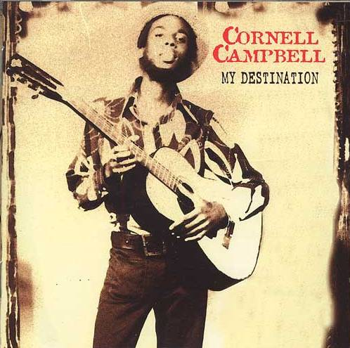 vinyl LP CORNELL CAMPBELL My Destination