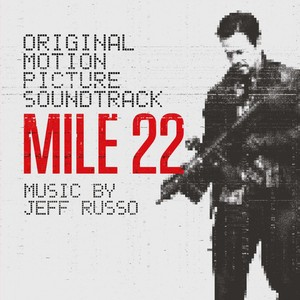 vinyl 2LP ORIGINAL SOUNDTRACK - MILE 22 (JEFF RUSSO)