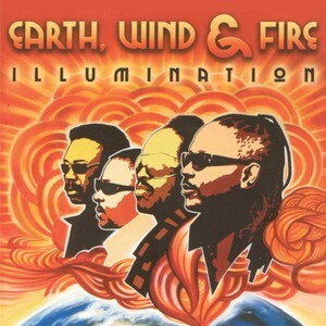 vinyl LP EARTH, WIND & FIRE ILLUMINATION