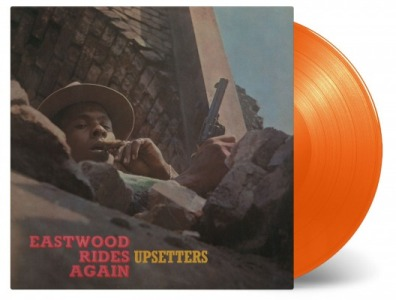 vinyl LP THE UPSETTERS Eastwood Rides Again