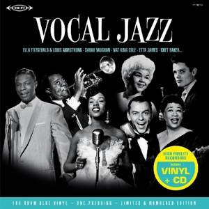 vinyl LP V/A Vocal Jazz